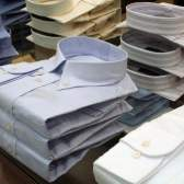 Как быстро складывать рубашки