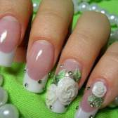 Как делать наращивание ногтей гелем
