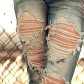 Как изменить джинсы