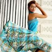 Как раскроить юбку-солнце