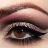Какой макияж подойдет карим глазам