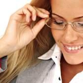 Макияж и очки