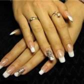 Как наращивать ногти поэтапно