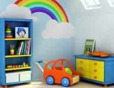 Что должно быть в комнате у ребенка 5-ти лет