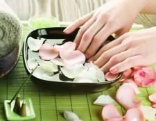 Домашнее средства для укрепления ногтей