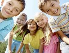 Дошкольное воспитание: цели и задачи