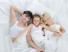 Как отучить спать с родителями