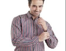Как погладить рубашку без утюга