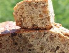 Как просто приготовить бездрожжевой хлеб в мультиварке