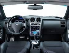 Как расположены педали в машине