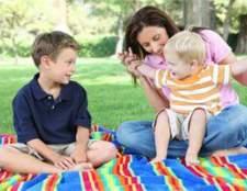 Как разговаривать с малышом