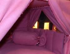 Как сделать барьер для детской кровати
