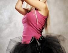 Как сшить юбку для танца