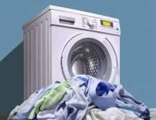 Как стирать в машине автомат