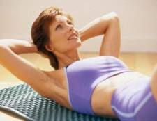 Как убрать подкожный жир с живота