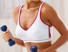 Как увеличить и укрепить женский бюст