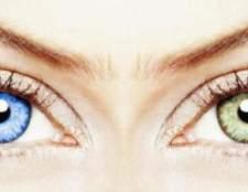 Как выбрать контактные цветные линзы