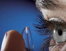 Как выбрать однодневные контактные линзы