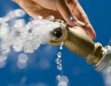 Сколько кубов воды заложено в тарифы без счетчика на 1 человека