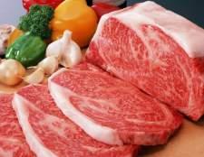 Сколько можно хранить мясо