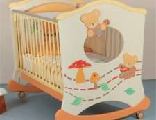 Как приучить ребенка засыпать в кроватке