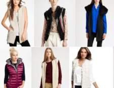 Жилет - модное решение во все времена